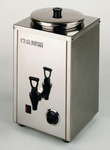 Maquinaria hosteleria maquinaria restaurantes equipamiento - Termos de agua precios ...