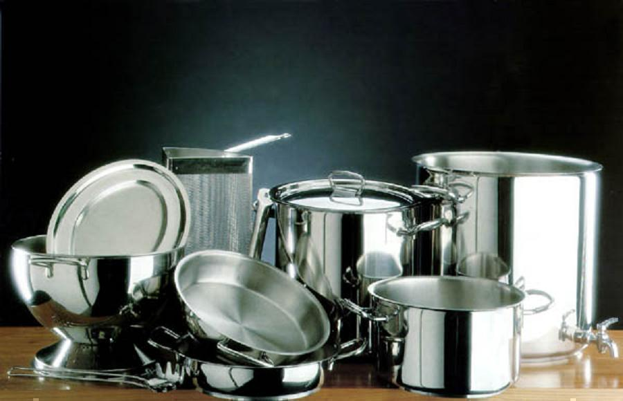 Menaje hosteleria amplio surtido en ollas sartenes for Menaje hosteleria